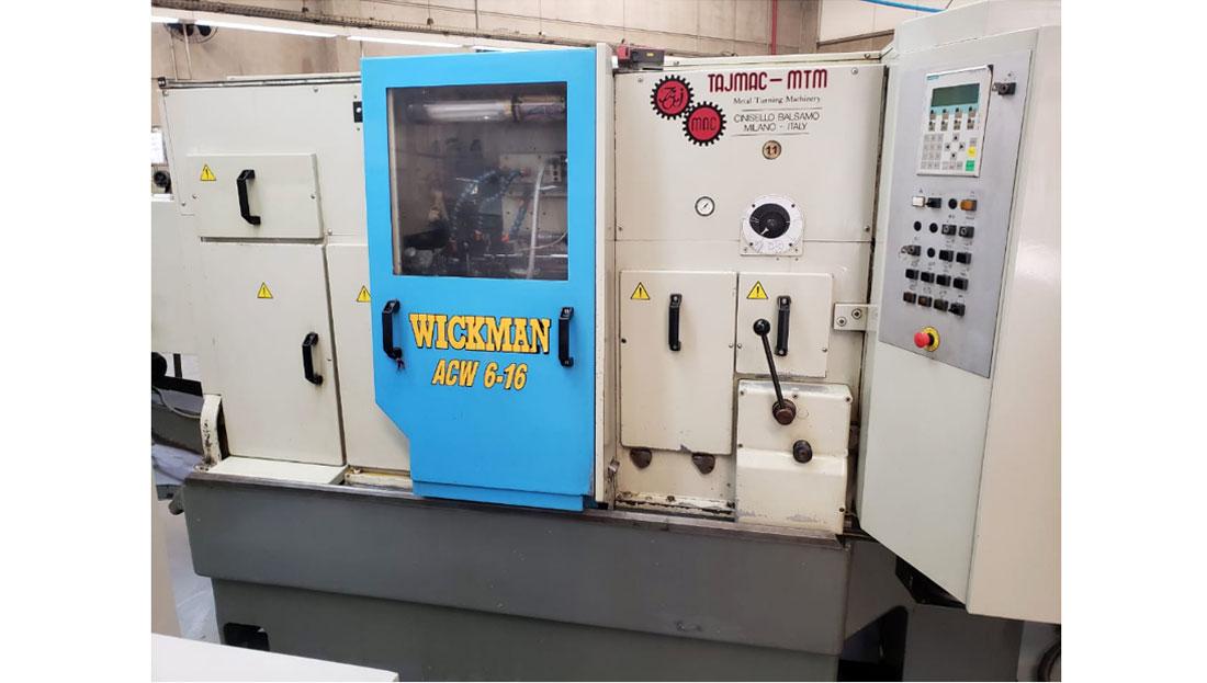 Modern equipment